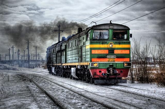 暇つぶしで電車