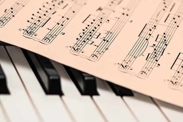 暇つぶしで音楽を聴く