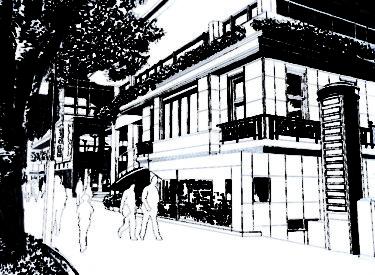 僕の描いたモノクロイラストの世界を紹介!白黒イラストの描き方は?