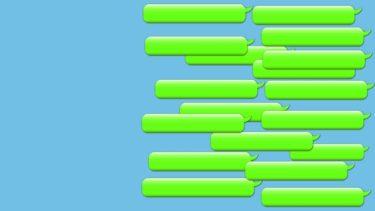LINEの会話が苦手、続かない、途切れてしまうのでネタを考える