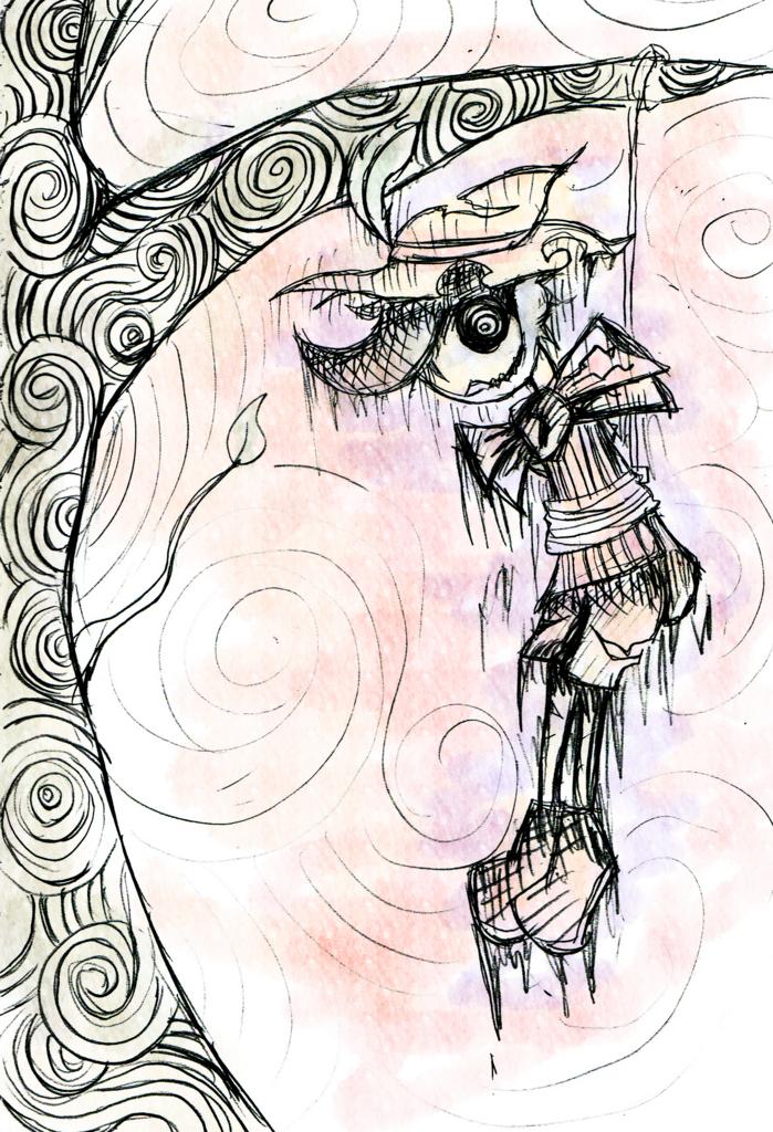 ピノキオのイラスト