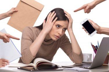 嫌なことを溜め込む人はストレスが限界の時のサインを知ろう!